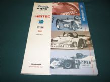 COURAGE COMPETITION 1995 Le Mans 24 hr press kit